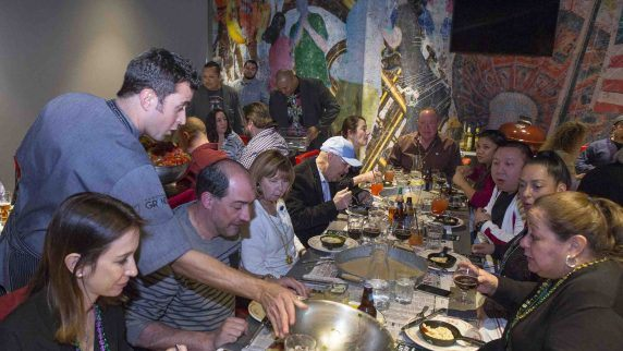 culinary road trip dinner series at freedom beat inside downtown grand hotel & casino