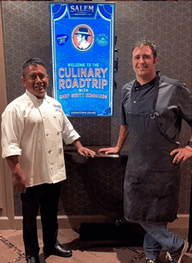 Chefs at Culinary Road Trip