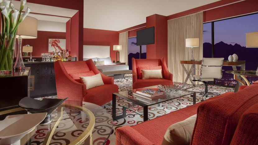 Grand Tower City Suite